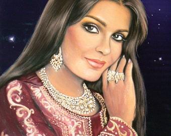 Zeenat Aman, Bollywood Star - No. 2