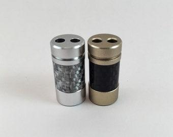 Splitters: Eidolic carbon fiber, Viablue, Furez