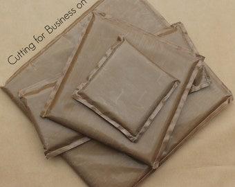 Teflon Pillow for heat press, 6 x 6, 10 x 10, 15 x 15, 5 x 16, Use with heat transfer vinyl - HTV