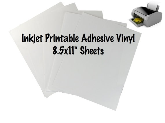 Playful image for printable adhesive vinyl