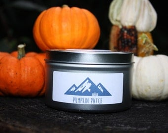 Pumpkin Patch - Soy Candle