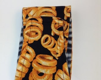Male Dog Wraps -  Dog Diapers - Curly Fries  Fabric- All Sizes-