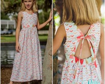 The Caitlyn Maxi Dress sizes 7-12
