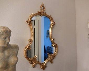 ITALY ORNATE MIRROR Wall Hanging