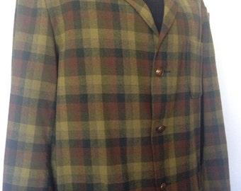 Vintage Pendelton Wool Blazer