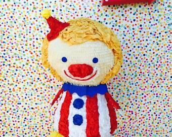 Circus Clown Pinata