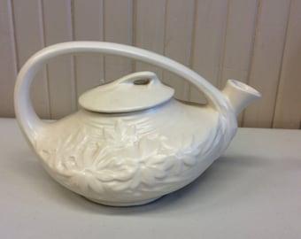 McCoy Cream Color Teapot