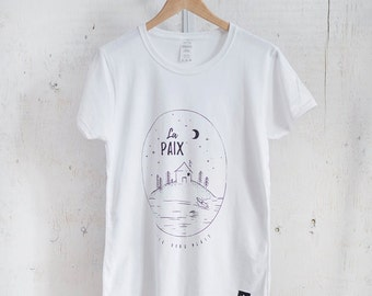 t-shirt the peace please!