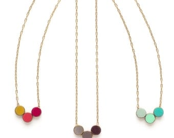 Color Story Necklaces