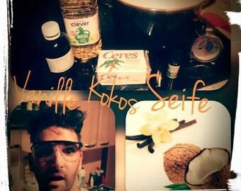 Martin'S DREAMS - vanilla coconut SOAP