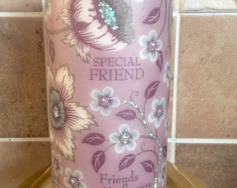Special Friend Candle, Gift for friends, Birthday Gift,