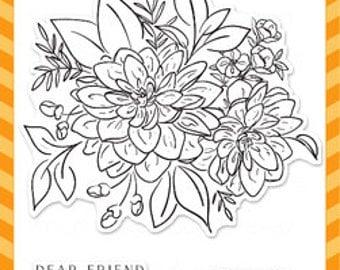 WPlus 9 Beautiful Bouquets : Dahlias