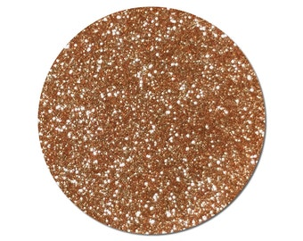 Ultra Fine Glitter Metallic: Peach Fuzz
