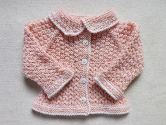 stricken baby jacke stricken leicht rosa jacke lace stricken. Black Bedroom Furniture Sets. Home Design Ideas