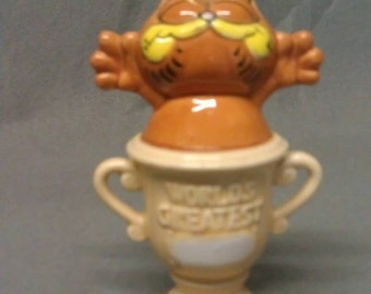 Garfield World's Greatest Figurine in World Cup