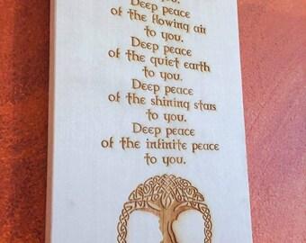 Druid Prayer for Peace