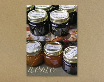 """Jam """"Home"""" Anniversary. Greeting Cards with Purpose — Featuring Local Growers and Benefiting St. Louis Area Foodbank"""