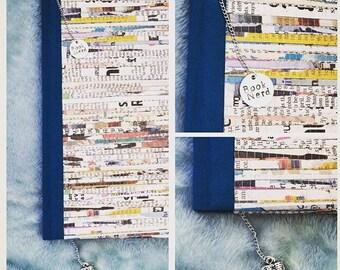 Book Nerd Charm Bookmark