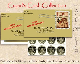 Cupid's Cash Collection