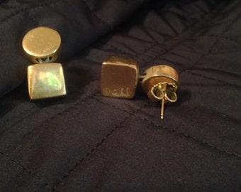 Vintage signed Vaubel earrings