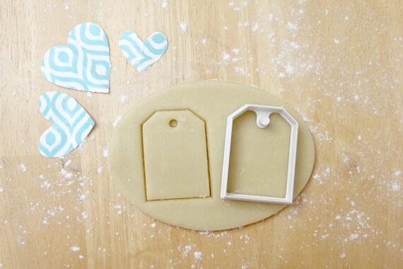tea bag 3d printed cookie cutter