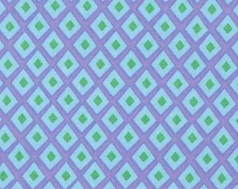 9.95 Yard - Michael Miller Origami Oasis Spot Lavender - DC6406 - PRE-WASHED