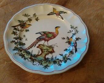 Spode Chelsea Bird Plate