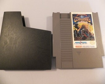 The Magic of Scheherazade Original NES Nintendo Vintage Video Game Cartridge
