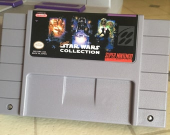 Star Wars Collection for the Snes- all 3 games!