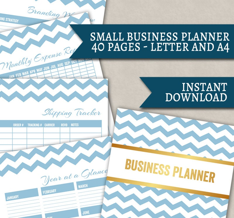 small business planners free