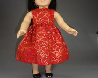 """Dress for """"popular 18"""" doll"""""""