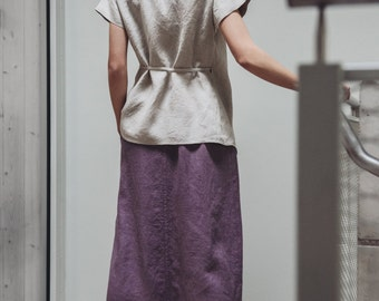 Linen Pants Motumo - 14K5