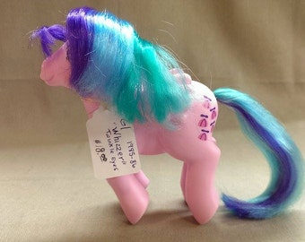 My Little Pony-Twinkle Eyes Ponies-Whizzer G1