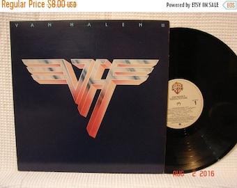 Sale On Van Halen II Warner Brothers HS 3312