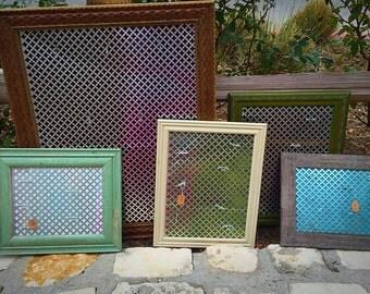 Jewelry Display/ Storage frames