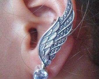 925 Sterling Silver Ear Cuff Earcuff Earcuffs