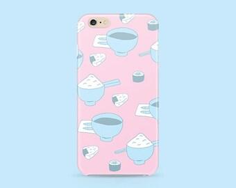 Sushi iPhone SE Case, iphone 6 case, iPhone 5 case, iphone 5c case, iPhone 6s case, iPhone 6 Plus case, iPhone 6s plus case, iPhone 5s case
