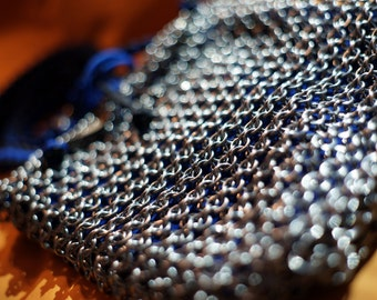 Gridlock Chainmaille Purse