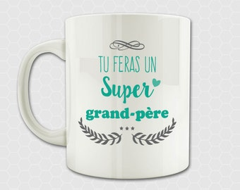 Grandfather / grandmother - announced pregnancy - you do a great grandfather / grandmother