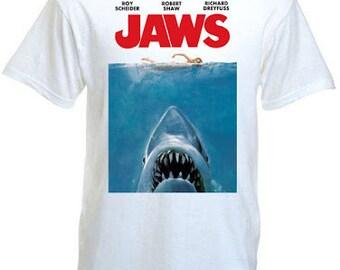 Jaws 1975 Horror Movie SHIRT
