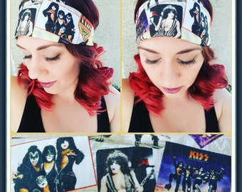 KISS headband