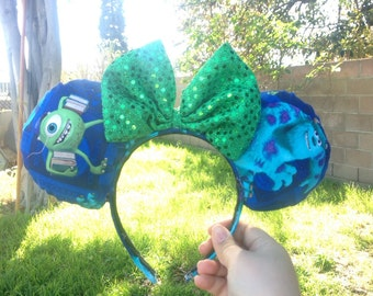 Monster inc. ears