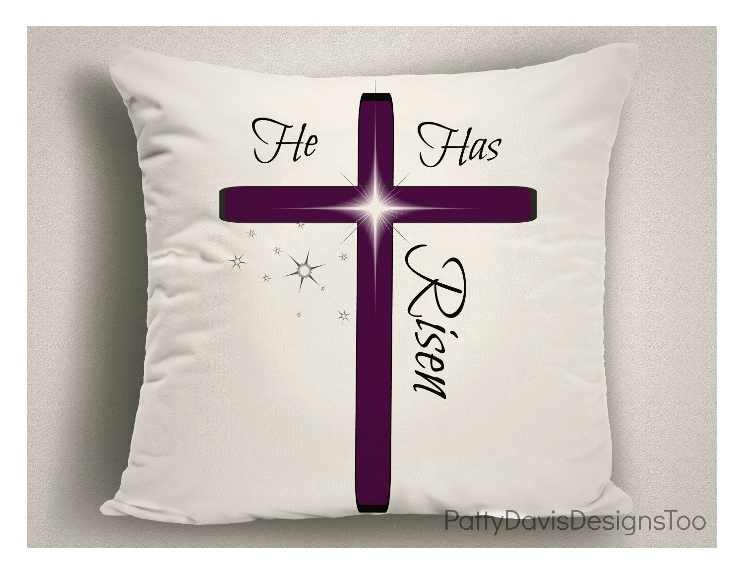 Easter pillow easter decoration easter decor easter gifts home easter pillow easter decoration easter decor easter gifts home decor decorative pillow throw pillow pillow cover made in usa negle Choice Image