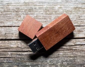 Set of 10 MAOBI wood USB flash drive memory sticks 8GB/16GB/32GB/64GB