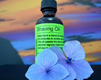 Shaving Oil-Raw&Organic