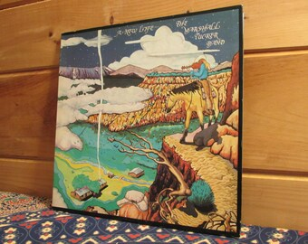The Marshall Tucker band - A New Life - 33 1/3 Vinyl Record