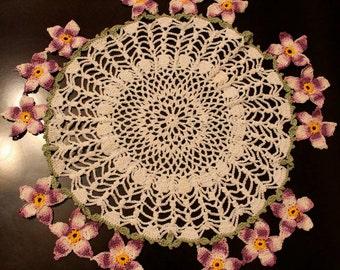 Daffodil Doily