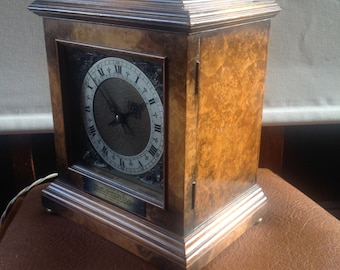 Electric mantel clock (smiths of England)