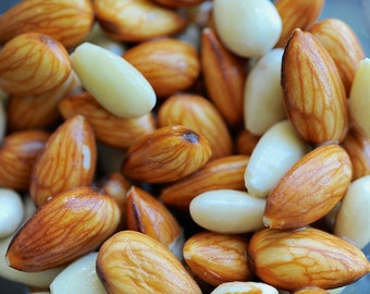 Organic, Sprouted Almonds