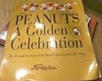 Peanuts; A Golden Celebration Book